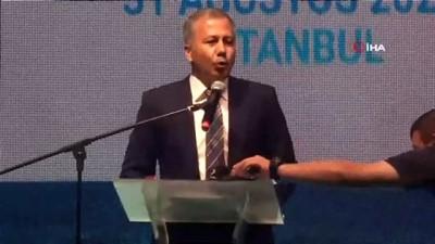 İstanbul'da 'Su Ürünleri Av Sezonu' Vali Yerlikaya'nın katıldığı törenle açıldı