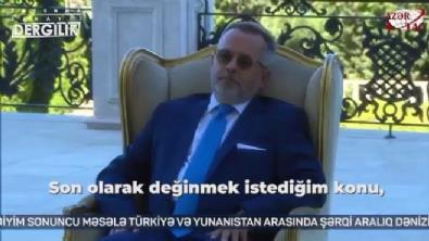 Azerbaycan'dan Türkiye'ye Doğu Akdeniz desteği