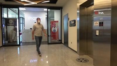 Türk mühendislerinin geliştirdiği temassız asansör ses komutları ile çalışıyor