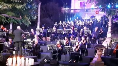 """- Lübnan'da """"Beyrut Hatırlanıyor"""" konseri"""