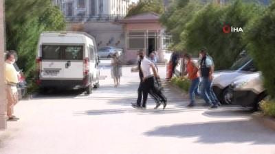 Ankara'da sağlık çalışanlarına saldırı girişimi soruşturmasında 5 şüpheli adliyede
