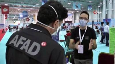 AFAD, Teknofest'te insanlık yararını teknoloji üretimine destek veriyor