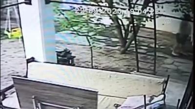 Bir kadının darbedilmesi güvenlik kamerasına yansıdı - MUĞLA