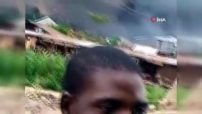 - Nijerya'da gaz tankeri patladı: 16 yaralı