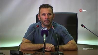Okan Buruk: 'Şampiyonlar Ligi maçı olsa rezalet yaşamıştık'