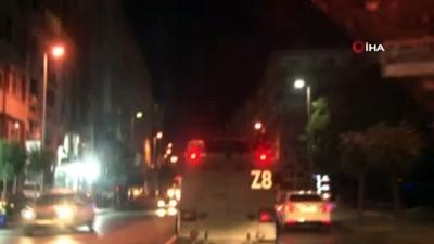 İstanbul'da birçok ilçede eş zamanlı PKK operasyonu