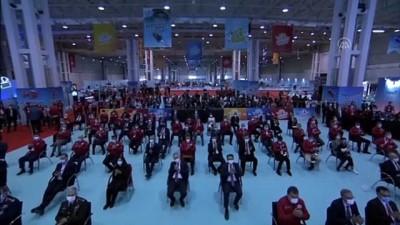 Cumhurbaşkanı Erdoğan: 'Türkiye'nin hedeflerine ulaşmak için tasarlayan, üreten, geliştiren başarılı gençlere ihtiyacı var' - GAZİANTEP