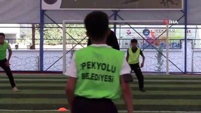 - İpekyolu Belediyesi spor akademisi açtı