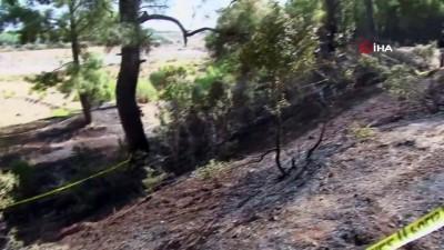 Ormanlık alanda bulunan yanmış cesedin CHP Döşemealtı eski İlçe Başkanı olduğu belirlendi