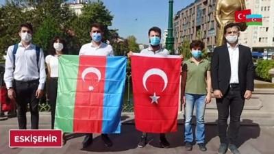 TGB'den Azerbaycan'a dayanışma mesajı - İSTANBUL