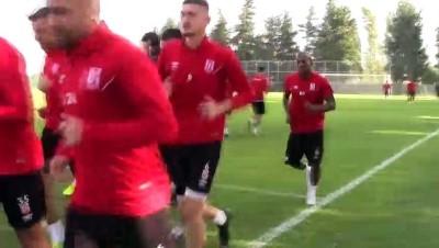 Balıkesirspor'da Menemenspor maçı hazırlıkları başladı - BALIKESİR
