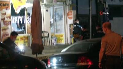 İzmir'de taksi durağında silahlı saldırı: 1'i ağır 4 yaralı