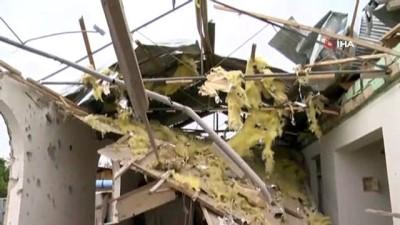 - Ermenistan ordusu Terter ve Ağdam sivil yerleşim birimlerini vurdu
