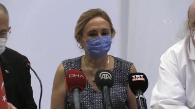 Kocaeli Üniversitesinde Kovid-19 aşı denemelerine devam ediliyor