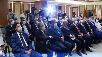 Demokrat Parti Genel Başkanı Uysal'dan Davutoğlu'na ziyaret - ANKARA