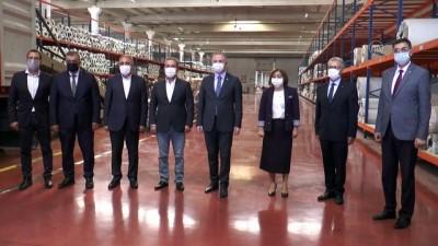 '300 fabrika' iddialarına 'yerinde' yanıt - GAZİANTEP