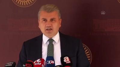 AK Partili Canbey, uluslararası toplumu Ermenistan'a tepki vermeye çağırdı - TBMM