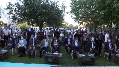 AK Parti Genel Başkan Yardımcısı Dağ, 'Siyaset Akademisi Sertifika Töreni'nde konuştu - DİYARBAKIR