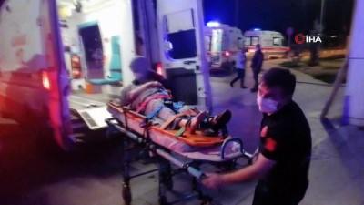 Aksaray - Niğde otoyolunda kaza: 6 yaralı