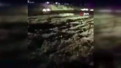 - Erbil Uluslararası Havalimanı yakınlarında roketli saldırı