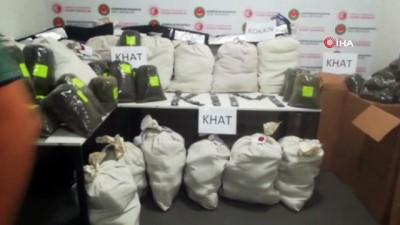 İstanbul Havalimanı'nda 420 kg uyuşturucu yakalandı