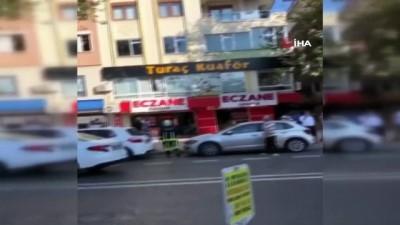 Antalya'da apartman dairesinde patlama: 1 yaralı