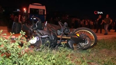 Sakarya'da polislerin yaralandığı kazada 3 gözaltı