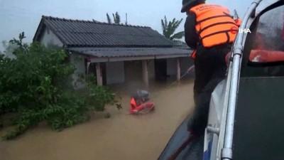 - Vietnam'daki selde ölü sayısı 55'e yükseldi