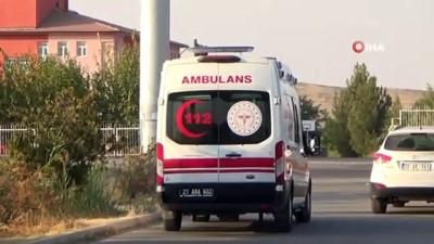 Diyarbakır'da 2 kişinin öldüğü, 6'sı ağır 20 kişinin de yaralandığı kaza anı güvenlik kamerasında