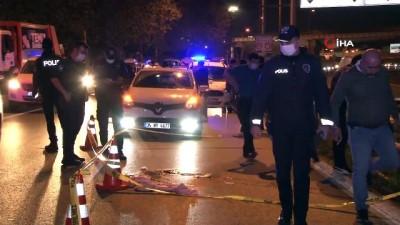 Esenler'de bir kişi önce kız arkadaşını vurdu sonra da intihar etti