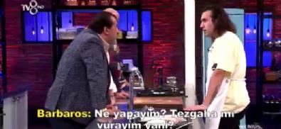 Mehmet Şef'ten Barbaros'a salvolar!