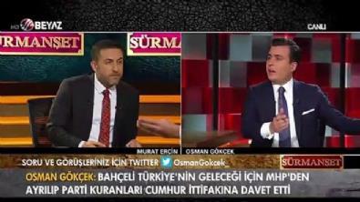 Osman Gökçek; 'İYİ Parti'nin yeri Cumhur İttifakıdır!'