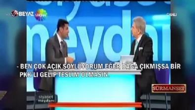 Selahattin Demirtaş'ın ağzından HDP projesi!