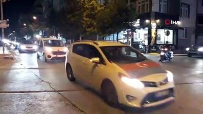 Merzifon'dan Azerbaycan'a konvoylu destek