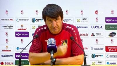 Orhan Çıkırıkçı: 'Oyuncularımız maçı bırakmadı'