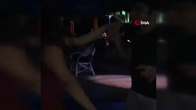 Kuşadası'ndaki izinsiz dans gecesinde 4 kişi korona virüse yakalandı