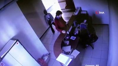 Sağlık çalışanını darp eden şahsa 23 bin lira adli para cezası verildi