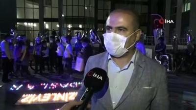 Diyarbakır'da bisiklet kulübü sağlıkçılar için pedal çevirdi