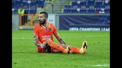 Medipol Başakşehir - Paris Saint-Germain maçından kareler -2-