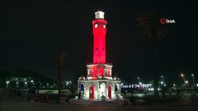 İzmir Valiliği'nden Cumhuriyet Bayramı'na özel kutlama