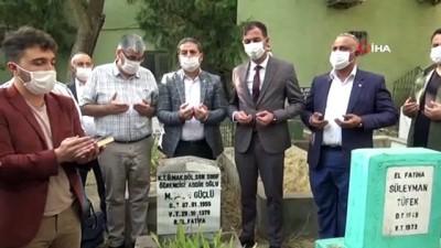 MHP Diyarbakır İl Başkanlığı'ndan ahde vefa örneği