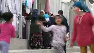 Elazığlı depremzedelerden İzmir'e manevi destek