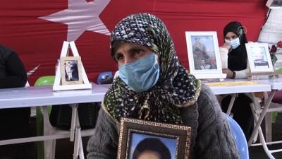 DİYARBAKIR - Diyarbakır'daki evlat nöbeti 452. gününde