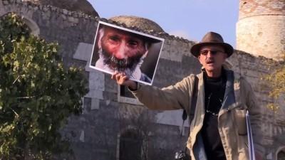 AĞDAM - Hocalı katliamını kaydeden fotoğrafçı 27 yıl sonra aynı yerde