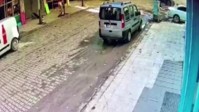 ŞANLIURFA - Çocuğun cep telefonunu gasbeden zanlı tutuklandı