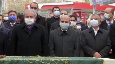 KONYA - HSK 1. Daire Başkanı Halil Koç'un acı günü (2)