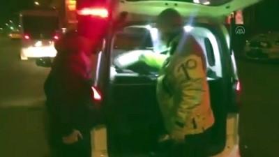 İSTANBUL - Uyuşturucu madde etkisinde araç kullanan 25 kişiye ceza kesildi