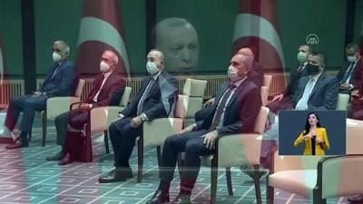 Cumhurbaşkanı Erdoğan: '(Katar ile) Bu anlaşmadan sonra Türkiye Varlık Fonu'nun Borsa İstanbul'daki payı yüzde 80,6'dır'