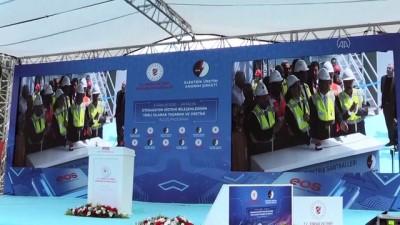 ANTALYA - EÜAŞ Elektrik Otomasyon Sistemleri devreye alındı
