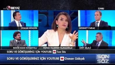 Osman Gökçek: 'Ben Fatih'in de torunuyum Kanuni'nin de torunuyum'